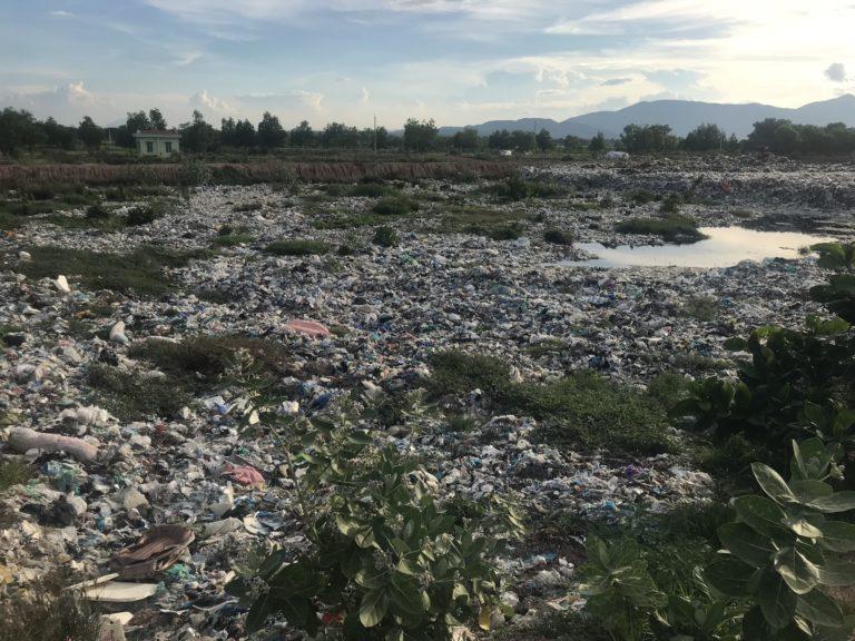 Đánh giá tác động môi trường nhà máy xử lý rác thải sinh hoạt